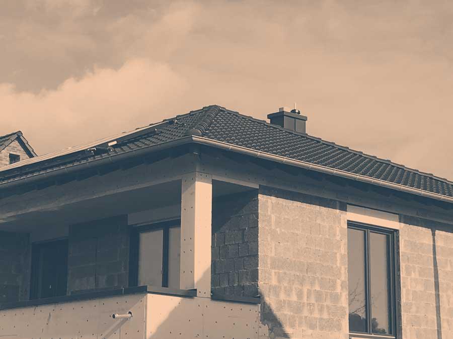 Neubau in Troisdorf
